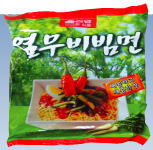 ヨルムビビン麺